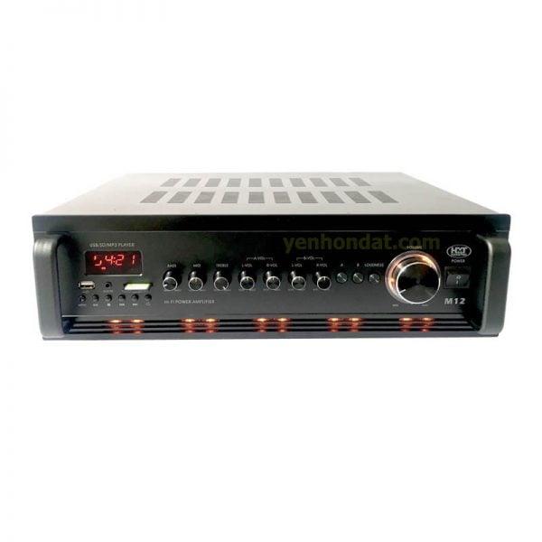 Amply HMT-Sound Pro M12