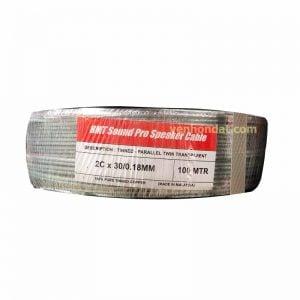 HMT-Sound Pro 30/0.18mm đen