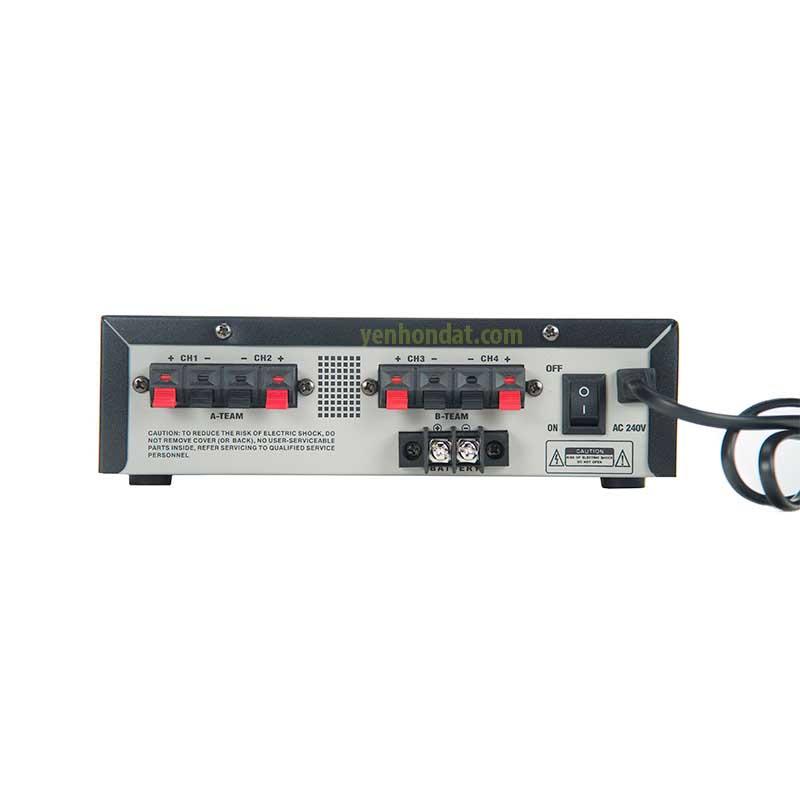 amply nestamp bz-555 chính hãng