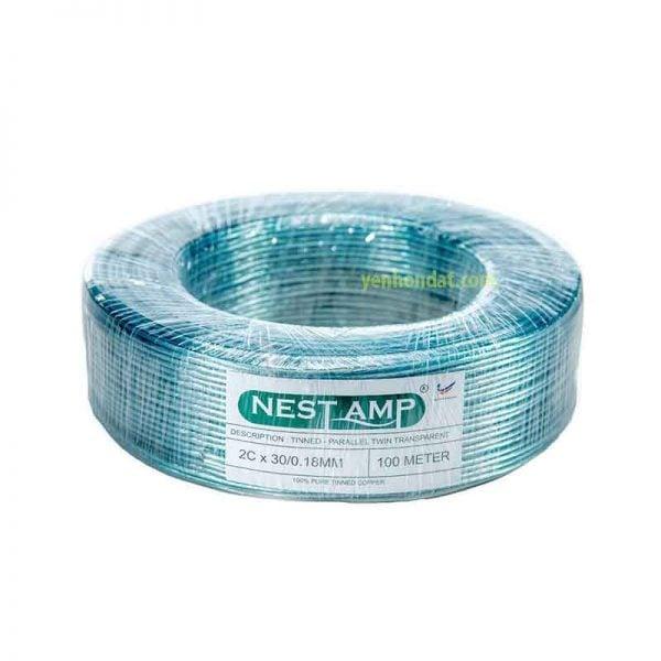 dây Nestamp 2Cx300.18mm xanh
