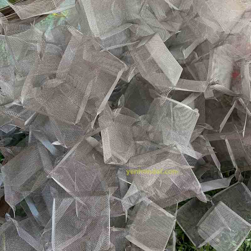 kho lưới bịt inox
